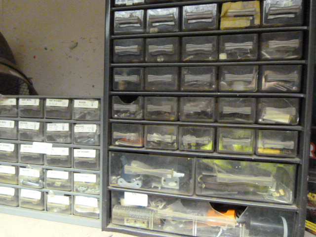 Lot 55 - Two Sets of Nail Drawers