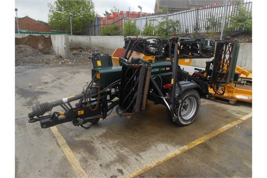 Pto Hydraulic Eb 1685 3 Pump : Hayter tm gang hydraulic mower comes with pto