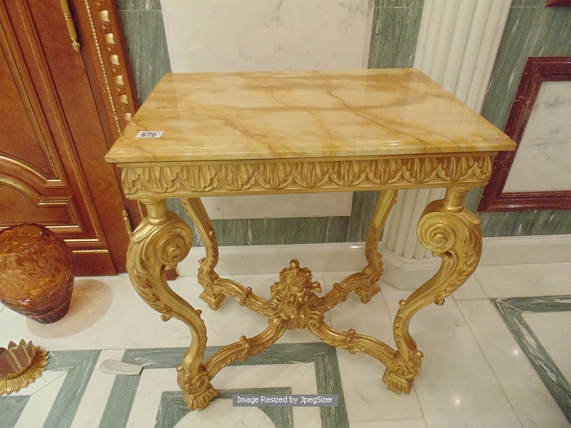 Auction id 11472 lot number 670 italian rococo style for What is the other name for the rococo style