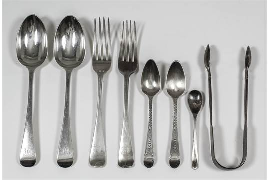 dating old spoons