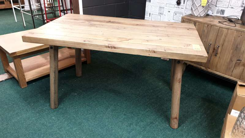 CAIRN DINING TABLE 135 X 80CM RRP £659