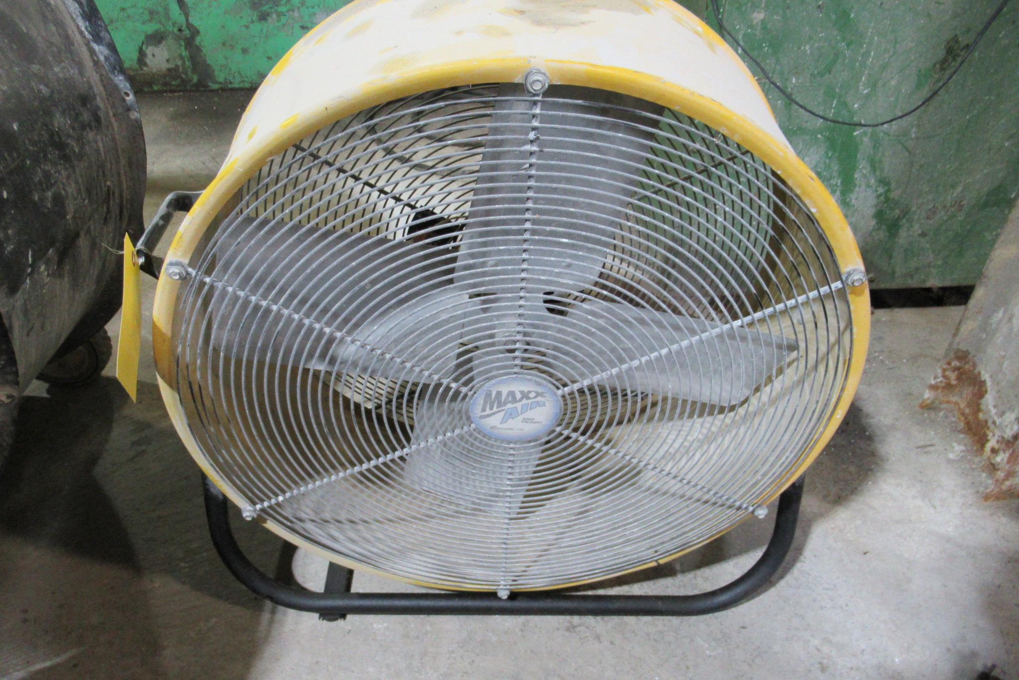 Lot 36 - Maxx Air High Velocity Air Circulator
