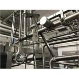 All Tubing, Valves, Sensors for HTST System - Subj to Bulk | Rig Fee: $250