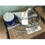 Foxboro Model 83 Flow Meter (Unused), 2in, SN: 11370321 | Rig Fee: $25