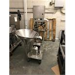 Triblender SPX Positive Displacement Pump, Model R2, SN: 1000003496349 | Rig Fee: $75