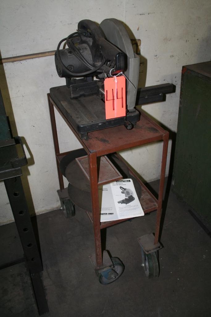 "Porter Cable 14"" Abrasive Cut Off"
