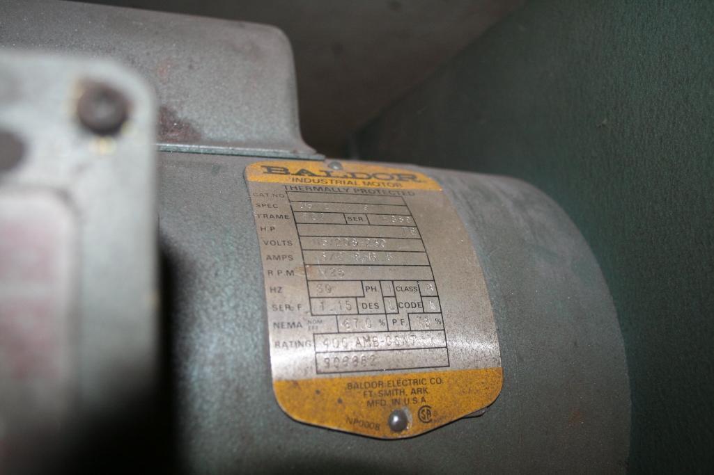 """Wilton Belt Grinder 2"""" Belt, 1-hp, 115/208 - Image 3 of 3"""