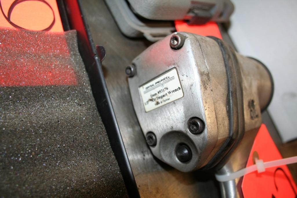 """1/2"""" Air Impact Wrench - Image 2 of 2"""