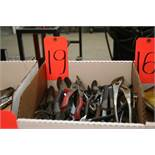 Box of Misc. Plyers and Snips