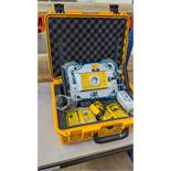 AAI Aerospace drill alignment system in case including 4 off RT-1 attachments, Test Boss, cable &