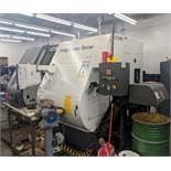 "2011 NAKAMURA TOME WY-250MMYY CNC TURNING CENTER, 10"" CHUCK, 2.5"" BAR CAPACITY, FANUC 31IT CNC CONTR"