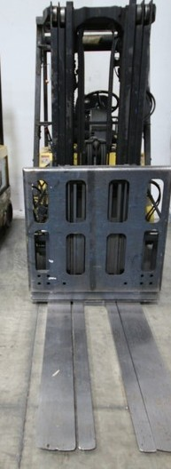 Lot 5 - HYSTER, 3 Stage Mast Forklift, Model E50XM, S/N C108V21231R, 3,700lbs Capacity, Equipped with