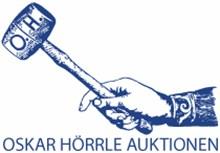 Oskar Hörrle Auktionen