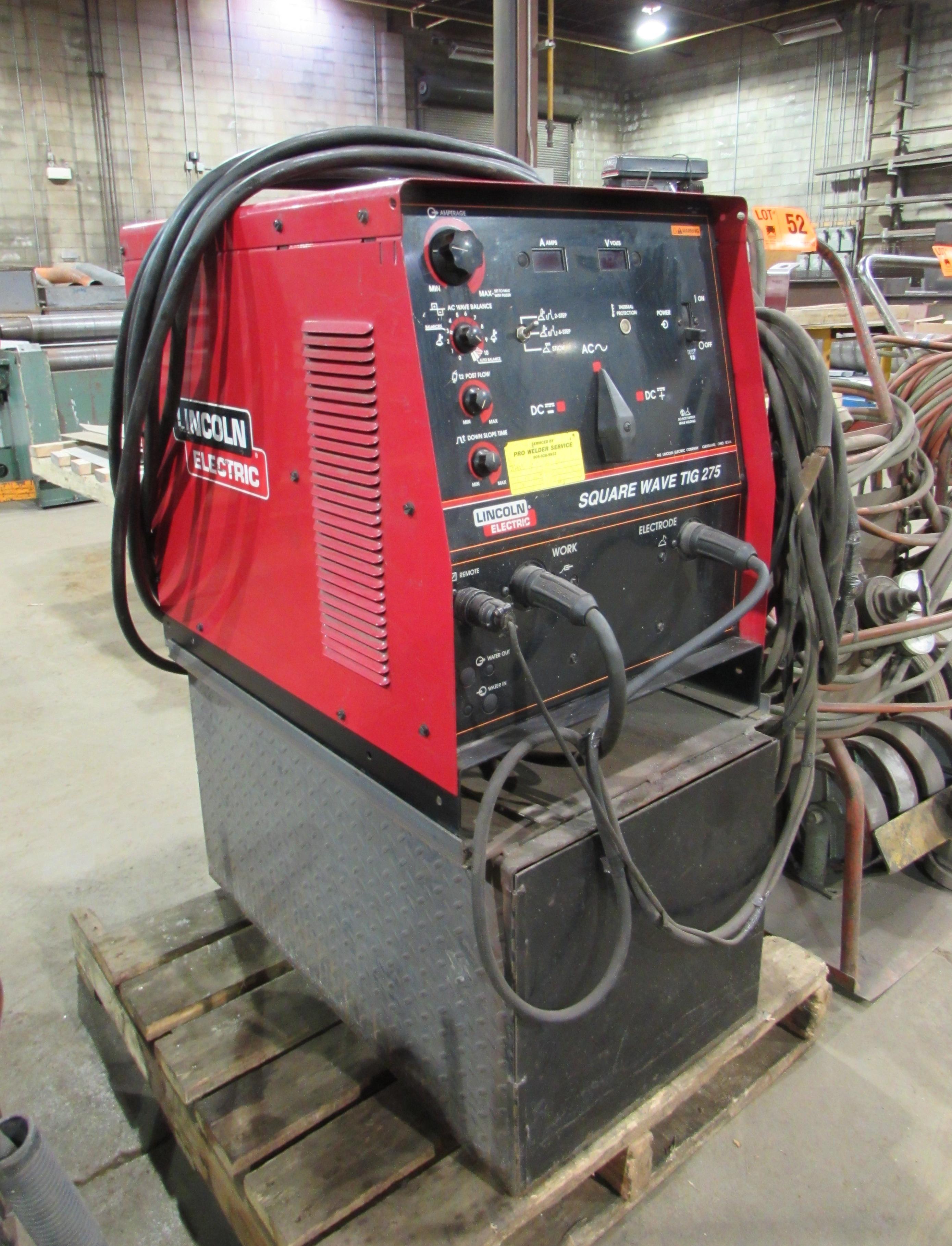 tig lincoln tp and product welding welders invertec t welder allied
