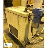 Fluidair RD100 Compressed air Dryer, 48 l/s, sn 8702-4013 (please note this lot is located in