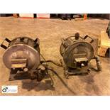 2 Diaphragm Pumps (please note this lot is located in Wakefield and needs to be collected on