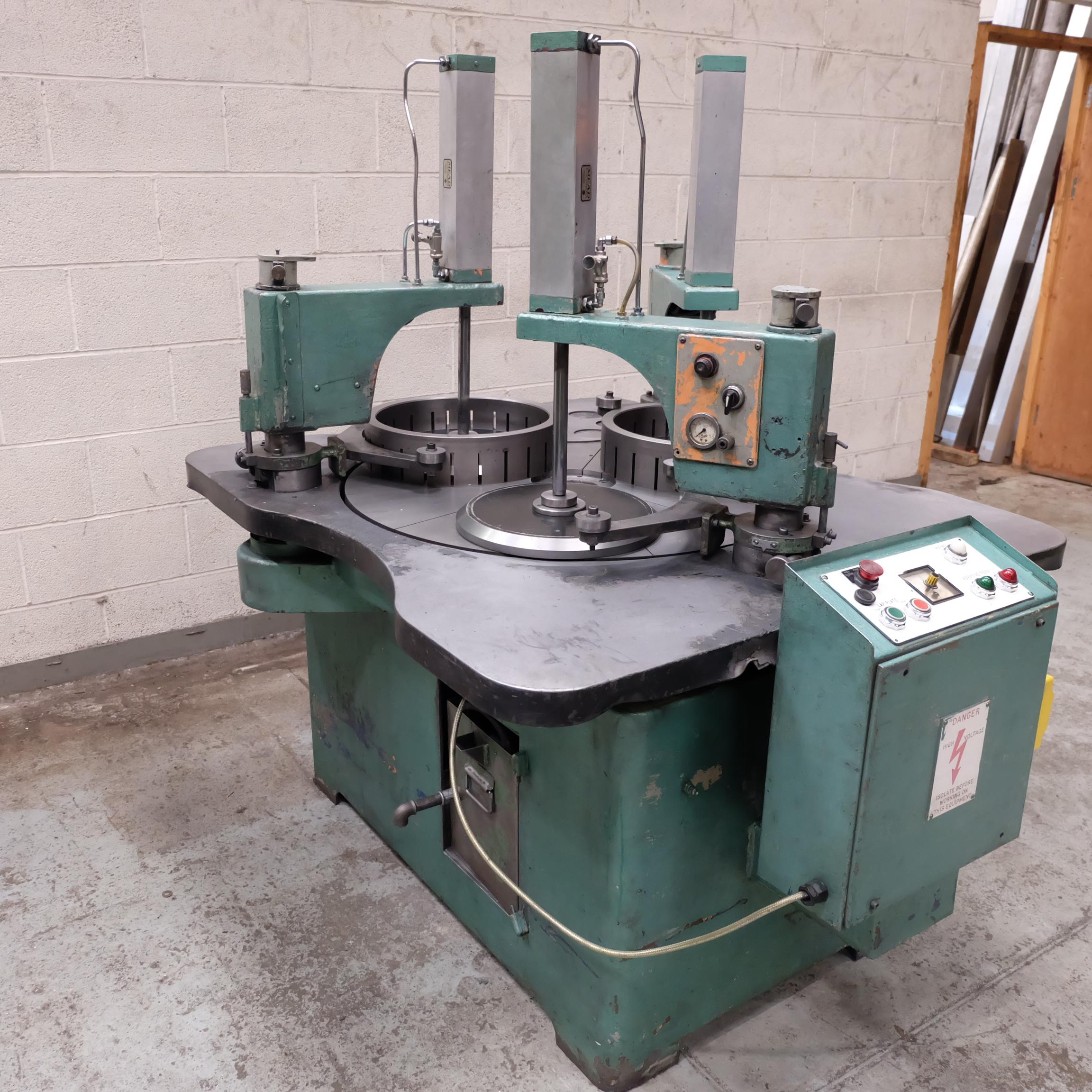 Lot 44 - A Precisionlap Model 36 Lapping Machine, Table dia