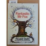 Dahl (Roald) Fantastic Mr Fox, 1983, George Allen & Unwin, sixth impression, signed by the author (