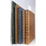 Powys (Llewelyn) The Book of the Days of Llewelyn Powys, 1937, Golden Cockerel Press, folio,