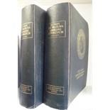 Falke (Otto von) Die Majolikasammlung Alfred Pringsheim in Munchen, 1914, Leiden, two volumes,