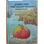 Dahl (Roald) James and the Giant Peach, A Children's Story, 1983, George Allen & Unwin, eighth