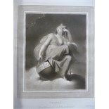Cipriani (Giovanni Battista) A Collection of Prints after the Sketches and Drawings of the Late