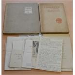 Bottomley (Gordon) Midsummer Eve, 1905, Pear Tree Press, limited edition of 120, original cloth-
