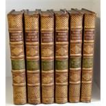 Hume (David) The History of Great Britain, James I - James II, Volumes I & II, 1754-57; The