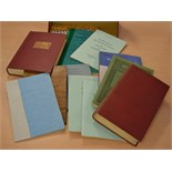 Book Forgeries A small collection of books and pamphlets on Thomas Wise the forger (14)