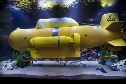 "Yellow Submarine"" PAP 104 MK5 ..."
