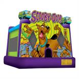 SCOOBY DOO BOUNCE HOUSE WITH 1HP BLOWER