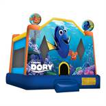 FINDING DORI BOUNCE HOUSE WITH 1HP BLOWER