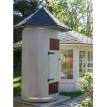 + VAT Brand New 1.2m Shower Room - Total Height 3m - Height To Roof 2.3m - Roof Is Covered In