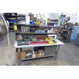 Work Bench w/Contents