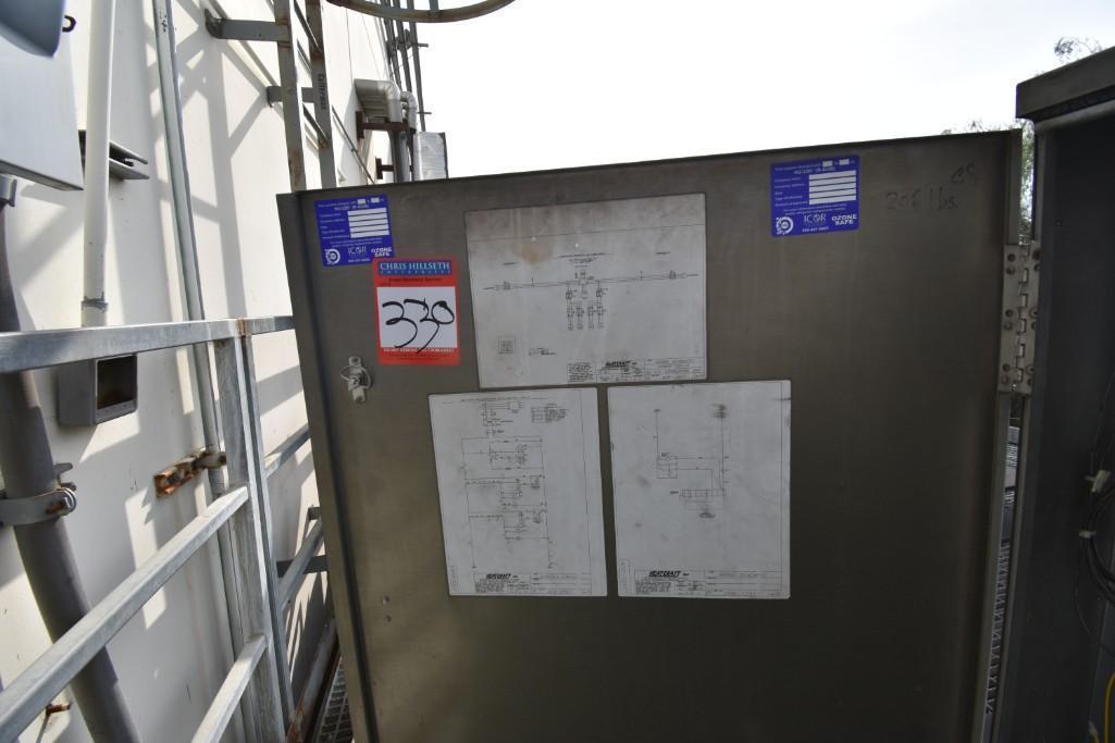 Lot 330 - Chandler Refrigeration Unit