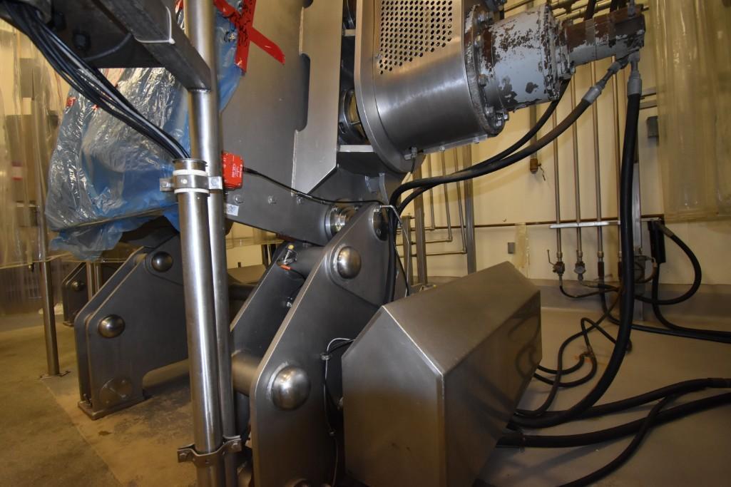 Lot 20 - Nellson Double Arm Sigma Mixer