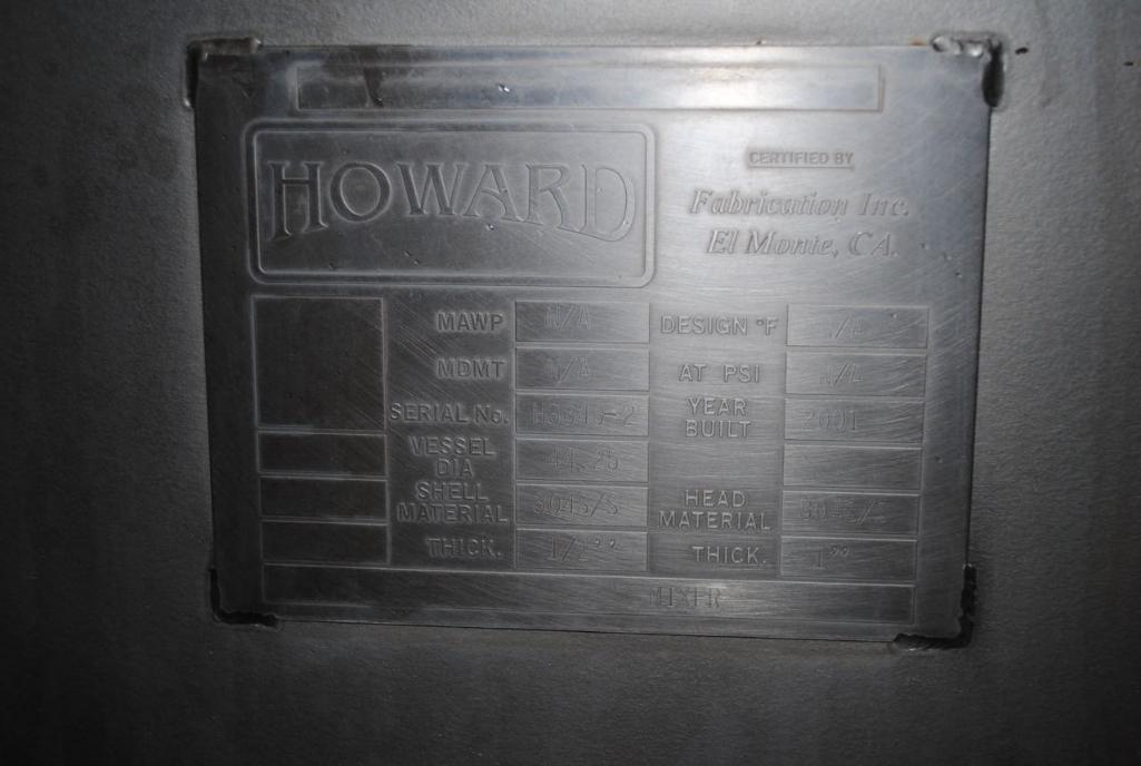 Lot 28 - Howard Double Arm Mixer