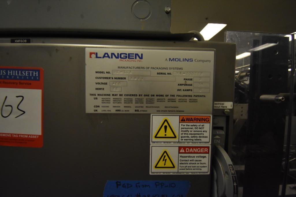 Lot 163 - Langen Box Closer/Gluer