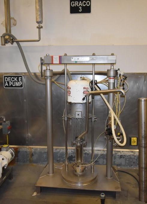 Lot 34 - Graco Drum Pump