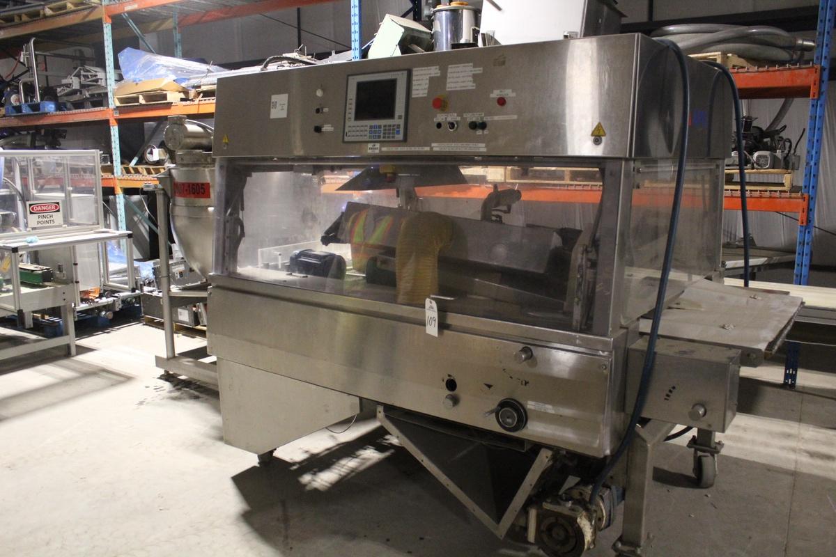 """Lot 2D - APV Baker 36"""" Enrober, Series E 850, S/N 106/1CCF940047"""