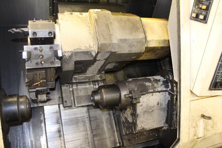 Lot 85 - Daewoo, Model Puma 230 MSB, CNC Lathe