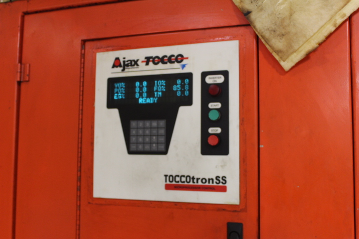 Lot 90 - Ajax Tocco, Induction Shaft Hardener