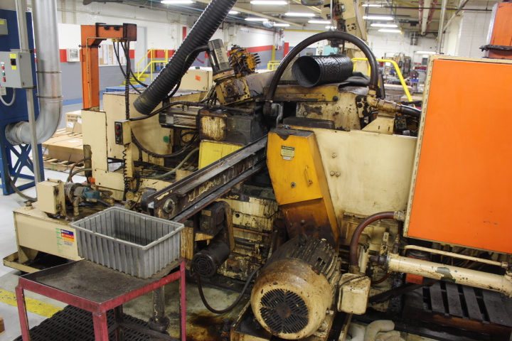Lot 22 - Cincinnati Milacron, Model 350-20, CNC Centerless Grinder