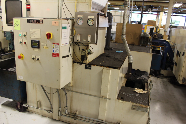 Lot 84 - Oberlin, Model OPF06, Pressure Filter