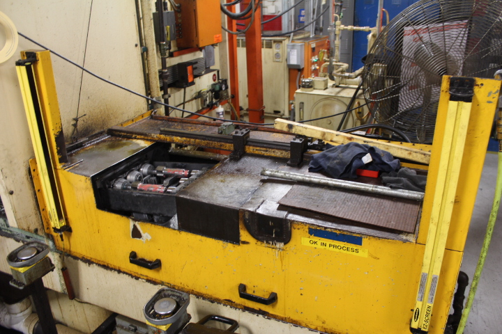 Lot 67 - Magerle, Model MFP125-35-45, 4-Axis CNC Flat & Profile Grinder