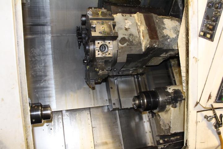 Lot 95 - Daewoo, Model Puma 230 MSB, CNC Lathe