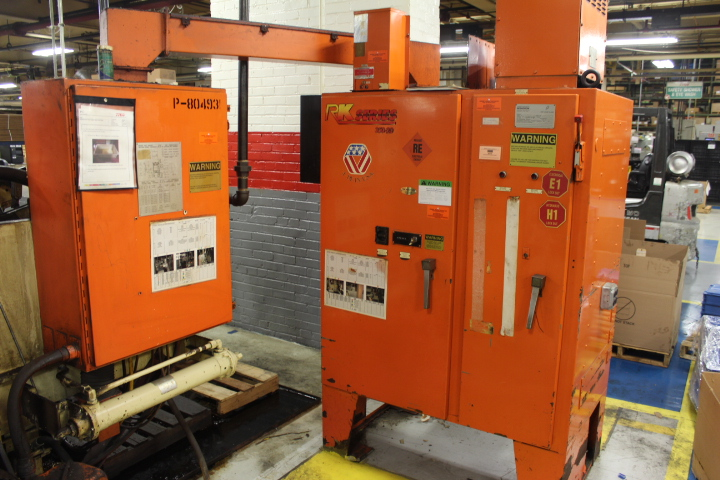 Lot 14 - Cincinnati Milacron, Model 350-20, CNC Centerless Grinder