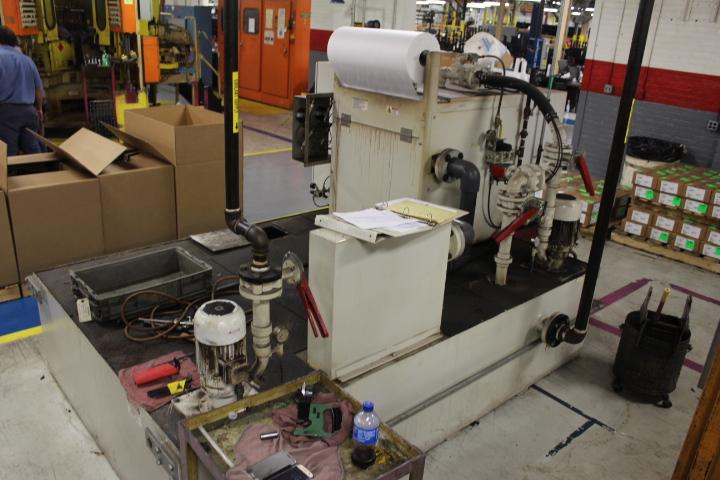 Lot 15 - Oberlin, Model OPF04, Pressure Filter