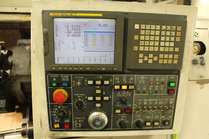 Lot 97 - Daewoo, Model Puma 230 MSB, CNC Lathe