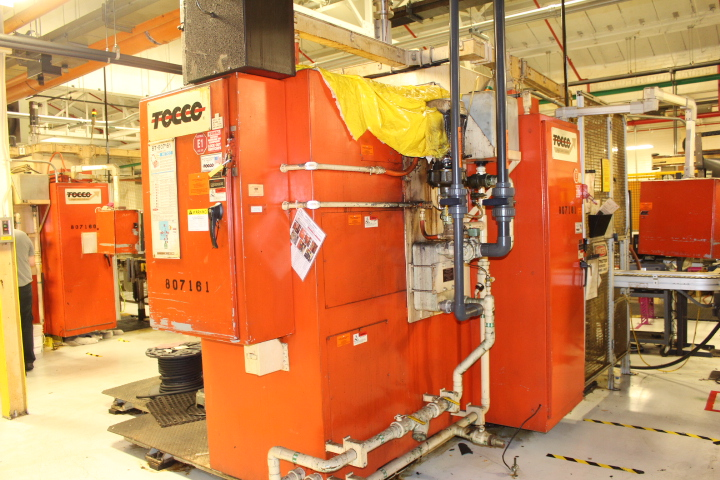 Lot 91 - Ajax Tocco, Induction Shaft Hardener